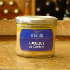 Lucullus de Cambrai 90 g. Les Foie gras de Saulzoir