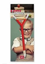Novelty Catapult Pen  Brand New The Latest Craze and Fun Item - UK STOCK QTY = 1