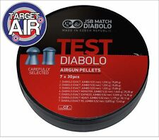JSB Match Diabolo Exact Test - .22 Pellets Tester Pack