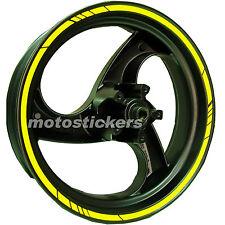 Adesivi cerchi scooter  - rigo adesivo per ruote da 13 pollici - stickers wheels