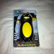 BNIB Dynamo Penguin Torch
