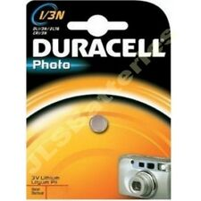 10 x duracell 1 / 3N DL1 / 3N 2L76 CR1 / 3N cr11108 Lithium Photo batterie