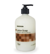 McKesson Gentle Lotion Soap For Cleaning & Conditioning The Hands 18 Fl. Oz Pump