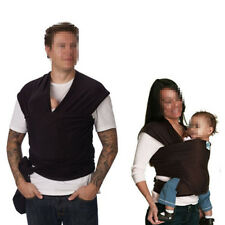 Baby Sling Stretchy Adjustable Infants Newborn Carrier Wrap Breastfeeding Pouch
