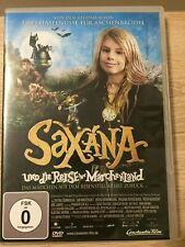 DVD Saxana und die Reise ins Märchenland (2011), FSK 0