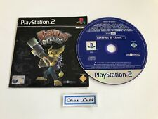 Demo - Ratchet & Clank - Promo - Sony PlayStation PS2 - PAL FR