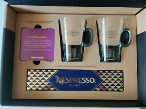 Nespresso Vertuo Line Signature Welcome Gift Set