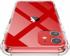 iPhone 11 Hülle AVANA Schutzhülle Klar Durchsichtig Etui Bumper Case Transparent