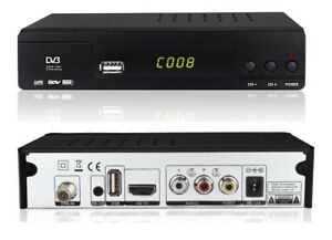 New ClearView DSR2000HD MPEG·4 DVB·S2 H.264/AVC full HD1080p Satellite Receiver