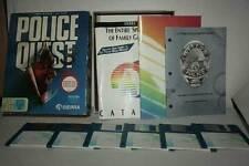 POLICE QUEST 3 GIOCO USATO BUONO PC IBM FLOPPY EDIZIONE INTERNAZIONALE FR1 50935