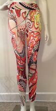LADY FAITH LEGGINGS Size XS BEREKET Graffiti colorful Sexy Leggings NEW!