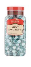 WJ Shaws Mint Fondant 1.4kg Jar