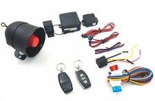 Auto Alarmanlage Schlüssel Funk Fernbedienung universal Diebstahlschutz