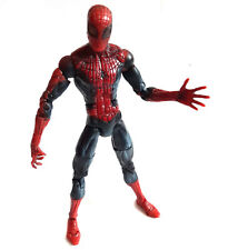"Marvel Legends McFarlane SPIDERMAN Skinny SuperPose Black & red 6"" Figure toy"