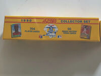 1990 Score Baseball Complete Set FACTORY SEALED