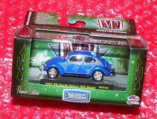 M2 Machines Auto-Dreams  1953 VW BEETLE Deluxe USA Model  Volkswagen
