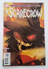 Joker's Asylum- Scarecrow  # 1- 09/2008-Dc Comics