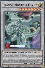 ♦Yu-Gi-Oh!♦ Dragon Monteur Filant (Shooting Riser) : DANE-FRSE3 -VF/Super Rare-