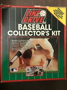 Vintage 1992 Collectors Marketing Corp. Card Collecting Kit - Unopened promo