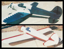 1/7 Scale Aeronca Acro LC L Series Airplane Plans, Templates, Instructions 61ws