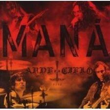 """Mana """"objection el Cielo vivo"""" CD + DVD NEUF"""