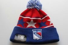 New York Rangers NHL Hockey sur glace New Era Beanie Hiver Casquette