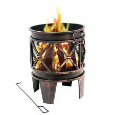 BBQ-Toro Plum Feuerkorb 42 x 52,5 cm