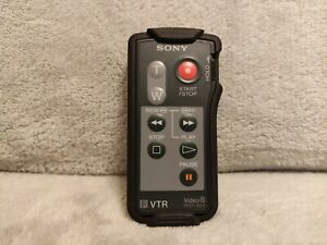 Sony Video 8 Camcorder Remote, Model RMT-504, With Protective Case / Clip