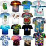 Tops Women's Men 3D Print Pattern Funny Short Sleeve Clothes Graphic Tee T-Shirt