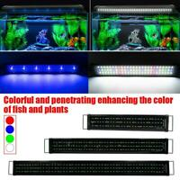 "LED Aquarium Light Full Spectrum Freshwater Fish Tank Plant Marine 24"" 36"" 48"""