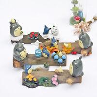 Figuren Totoro Four Seasons Theater Sammeln Anime Spielzeug Geschenk