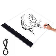 A4 LED Tablette Graphique Lumière Artiste Tatouage Dessin Traçant Pochoir Tampon