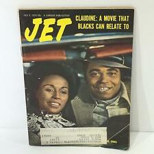 Jet Magazine: Jul 4 1974 - Claudine: A Movie That Blacks Can Relate To