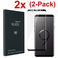 Samsung Galaxy S9 S8 Plus Note 8 9 Full Cover Tempered Glass Screen Protector