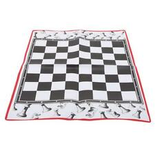 1PC Giant Mat Chess Set Large Folding Board Game Portable Lawn Picnic NEW BL3
