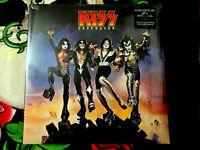 KISS DESTROYER 180 GRAM AUDIOPHILE VINYL LP FACTORY SEALED LP BETH SHOUT IT OUT
