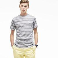 Lacoste T-Shirt Uomo Col Grigio tg 3 | -15 % OCCASIONE |