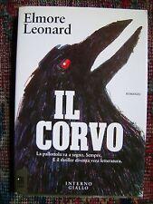 Il corvo - Elmore Leonard - 1°ed. interno giallo