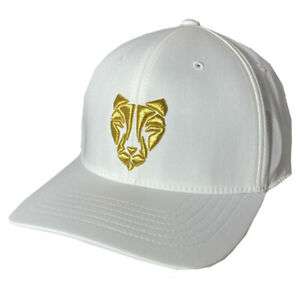 PUMA Golf 2021 ROAR 110 Flexfit Adjustable Snapback Cap/Hat COLOR: Bright White