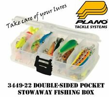 Plano 3449-22 Small Double Sided Fishing Box