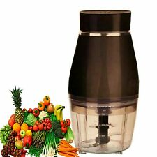 MULTIFUNCTIONAL ELECTRIC Food Chopper Processor Electric Mixer Blender 300W NEW