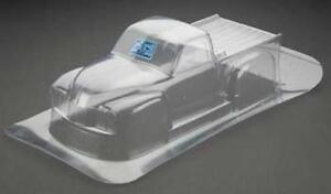 Clear Early 50's Chevy 1/10 RC Monster Truck Body For Stampede,Volcano