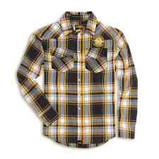 Scrambler By Ducati - Checked Shirt Large 987691745