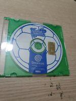 Virtual Striker 2 (Sega Dreamcast) DISC ONLY