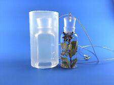 ALAMOULD CLEAR SILICONE MOLD(MP092)PERFUME MINI FLACON, DIY RESIN JEWELRY MOLD