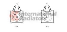 Ölkühler Motoröl - van Wezel 58003106