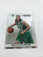 2013-14 Panini Prizm #272 Kelly Olynyk RC Rookie Hot