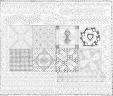 Longarm Skillbuilder Fabric Panel, longarm skillbuilder panel,