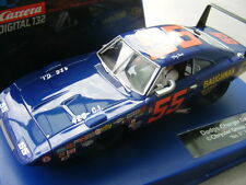 "Carrera Digital 132 30585 DODGE Charger Daytona, ""N. 5"", 1970 only USA"