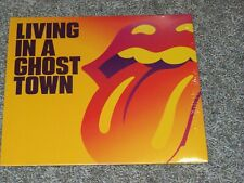 The Rolling Stones Living in a Ghost Town 10 Inch Colored Record LP Vinyl